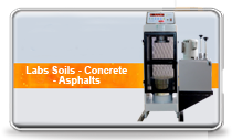 Labs Soils - Concrete - Asphalts